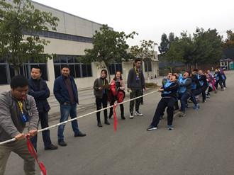 团结拼搏 展示自我——亚搏体育下载官方分公司举办2016年场地运动会