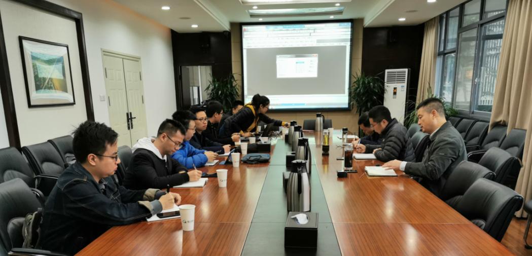 11.28+唐雁冰+公司组织召开东西轴线建设预留万博manbetx官网网页版高速公路扩容方案讨论会