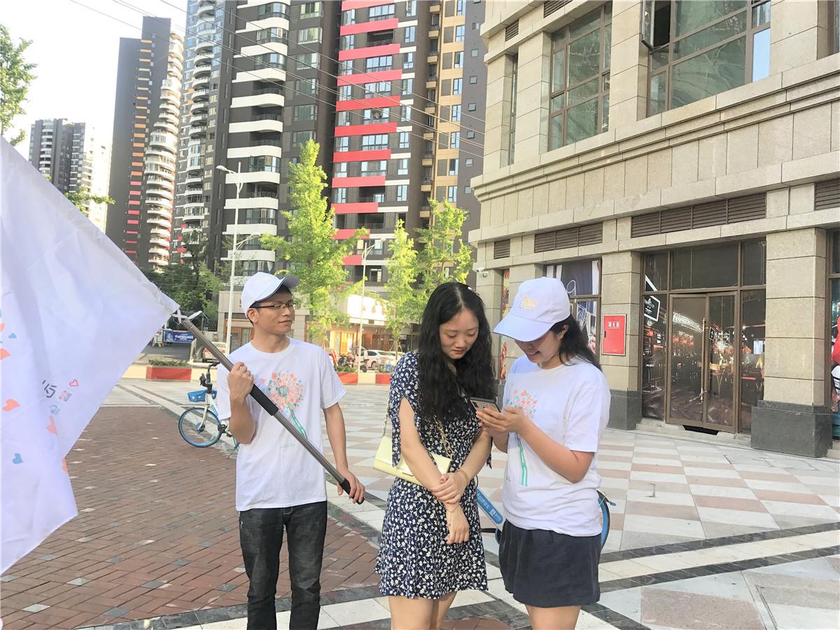 7.3+刘城辰+成都管理处蒲公英志愿者开展全国低碳日活动3